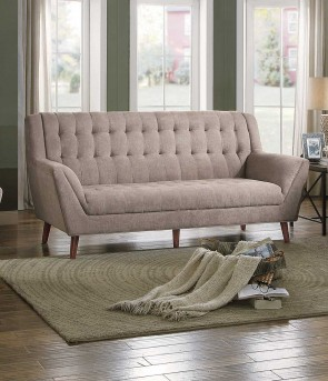 Homelegance Erath Sand Sofa Available Online in Dallas Fort Worth Texas