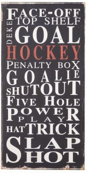 Coaster Florance White and Black Goal Wall Art Available Online in Dallas Fort Worth Texas