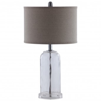 Coaster Scott Clear Table Lamp Available Online in Dallas Fort Worth Texas