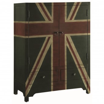 Coaster Hampton Accent Cabinet Available Online in Dallas Fort Worth Texas