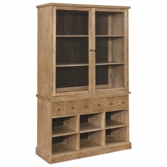 Coaster Bishop Drifted Pine Server Available Online in Dallas Fort Worth Texas