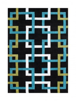 Alliyah Znz Black 5x8 Rug Hr-rec-5-8_lc22037 Available Online in Dallas Fort Worth Texas