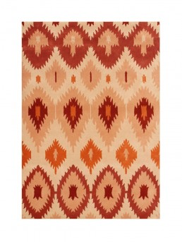 Alliyah Znz Apricot Cream 5x8 Rug Hr-rec-5-8_co669 Available Online in Dallas Fort Worth Texas