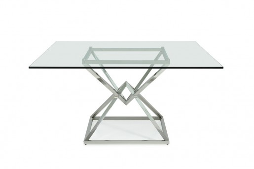 Vig xander square glass dining table dallas tx dining room dining vig xander square glass dining table available online in dallas fort worth texas watchthetrailerfo