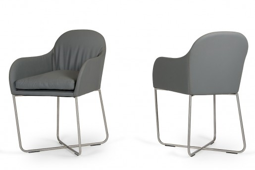 VIG Sweeny Grey Dining Chair Available Online in Dallas Fort Worth Texas