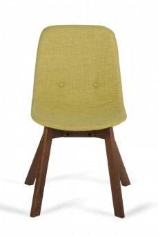 VIG Laken Green Tea & Walnut Dining Chair Available Online in Dallas Fort Worth Texas