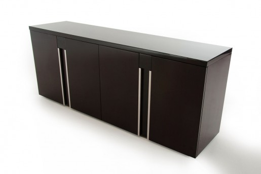 VIG Christa Ebony High Gloss Buffet Available Online in Dallas Fort Worth Texas