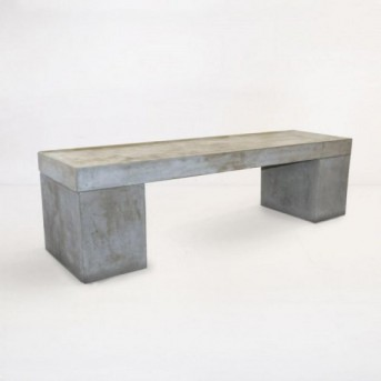 VIG Monopoly Concrete Bench Available Online in Dallas Fort Worth Texas