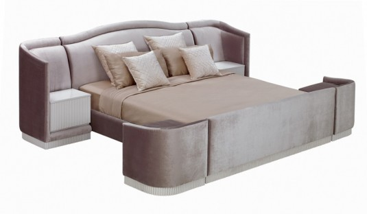 VIG Temptation Romeo Queen Bed Available Online in Dallas Fort Worth Texas