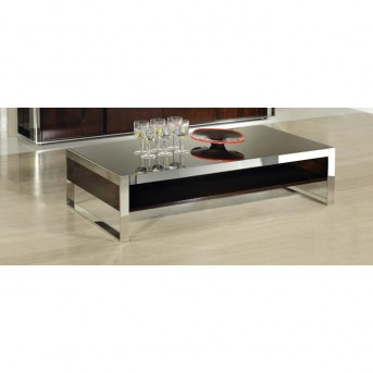 VIG Noble Ebony Lacquer Coffee Table Available Online in Dallas Fort Worth Texas