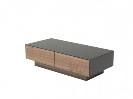 VIG Darius Walnut Coffee Table Available Online in Dallas Fort Worth Texas