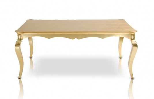 VIG Imperial Golden Table Available Online in Dallas Fort Worth Texas