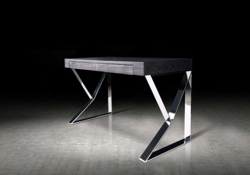 VIG Ferris Grey Elm Desk Available Online in Dallas Fort Worth Texas