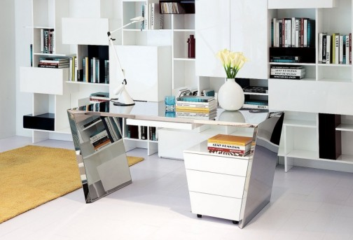 VIG Clif White Office Cabinet Available Online in Dallas Fort Worth Texas