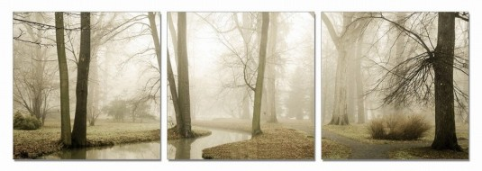 VIG Mist 3-Panel Photo On Canvas Available Online in Dallas Fort Worth Texas