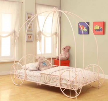 Coaster Massi Twin Princess Bed Available Online in Dallas Fort Worth Texas