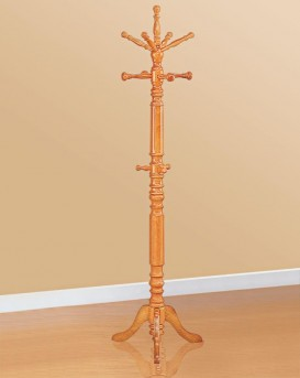 Coaster Astan Turned Post Coat Rack Available Online in Dallas Fort Worth Texas