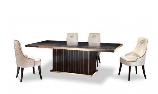 VIG A&X Talin 5pc Dining Room Set Available Online in Dallas Fort Worth Texas