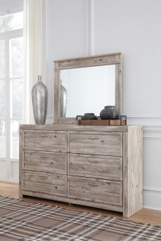 Ashley Willabry Bedroom Mirror Available Online in Dallas Fort Worth Texas