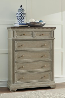 Ashley Borlend 6 Drawer Chest Available Online in Dallas Fort Worth Texas