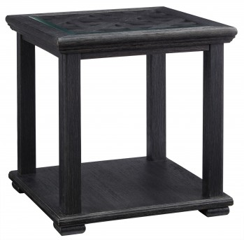 Ashley Tyler Creek End Table Available Online in Dallas Fort Worth Texas