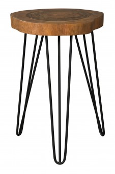 Ashley Eversboro Brown/Black Accent Table Available Online in Dallas Fort Worth Texas