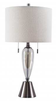 Ashley Maizah Glass Table Lamp Available Online in Dallas Fort Worth Texas