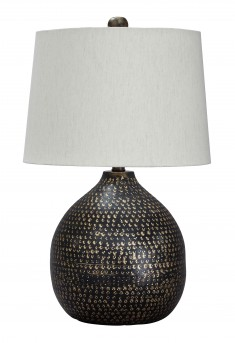 Ashley Maire Metal Table Lamp Available Online in Dallas Fort Worth Texas
