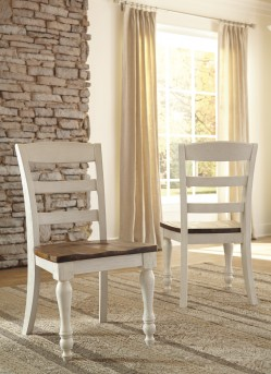 Ashley Marsilona Side Chair Available Online in Dallas Fort Worth Texas