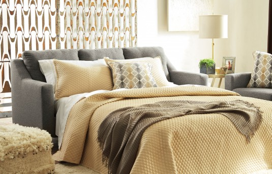 Ashley Queen Sofa Sleeper Available Online in Dallas Fort Worth Texas