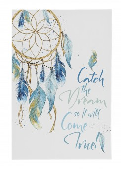 Ashley Ellis Teal/White Wall Art Available Online in Dallas Fort Worth Texas