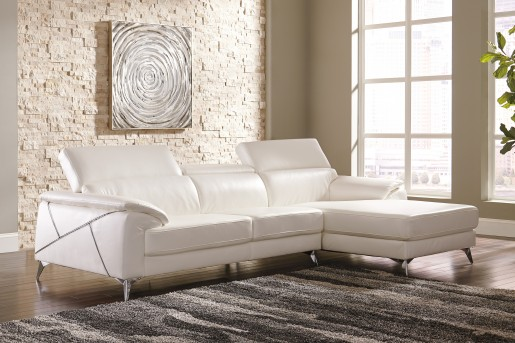 Ashley Tindell Right Arm Facing Corner Chaise Available Online in Dallas Fort Worth Texas