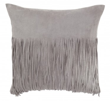 Ashley Lissette Grey Pillow Available Online in Dallas Fort Worth Texas