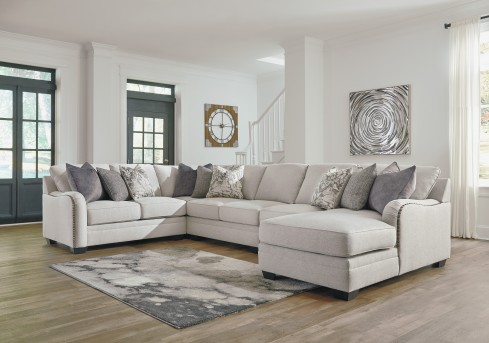 Ashley Dellara Sectional Available Online in Dallas Fort Worth Texas