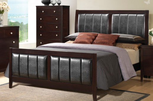 Generation Trade Adana Queen Bed Available Online in Dallas Fort Worth Texas