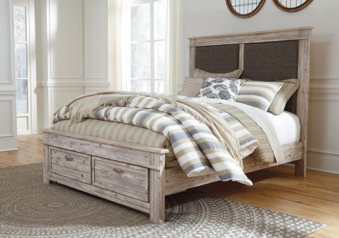 Ashley Willabry Queen Storage Bed Available Online in Dallas Fort Worth Texas