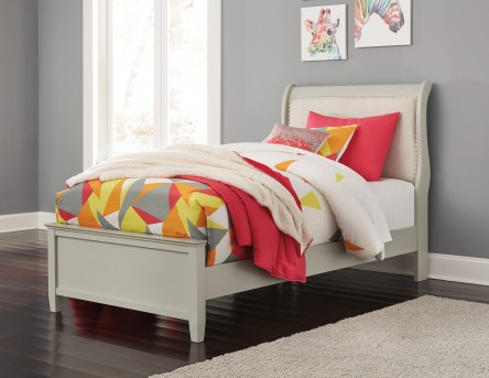 Ashley Jorstad Full Upholstered Bed Available Online in Dallas Fort Worth Texas