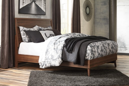 Ashley Daneston Queen Panel Bed Available Online in Dallas Fort Worth Texas