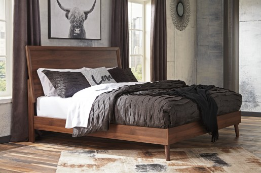 Ashley Daneston King Panel Bed Available Online in Dallas Fort Worth Texas