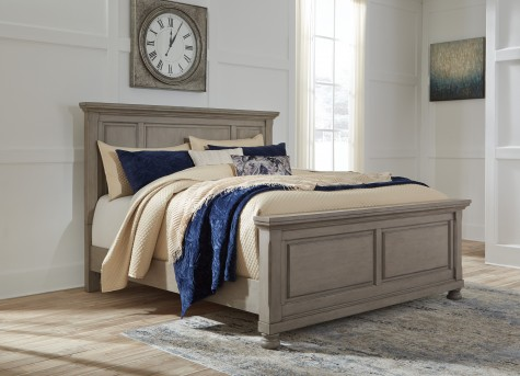 Ashley Lettner Queen Panel Bed Available Online in Dallas Fort Worth Texas