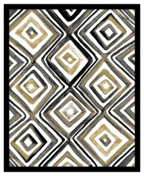 Ashley Priela Black/Gold Wall Art Available Online in Dallas Fort Worth Texas