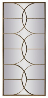 Ashley Eamon Antique Gold Accent Mirror Available Online in Dallas Fort Worth Texas