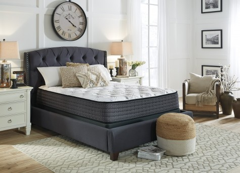 Ashley Limited Edition White Twin Mattress Available Online in Dallas Fort Worth Texas