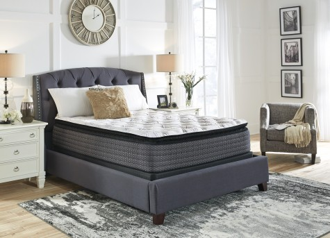 Ashley Limited Edition Pillowtop Cal King Mattress Available Online in Dallas Fort Worth Texas