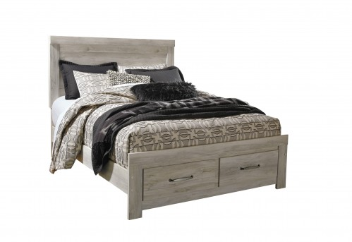 Ashley Bellaby King Storage Panel Bed Available Online in Dallas Fort Worth Texas