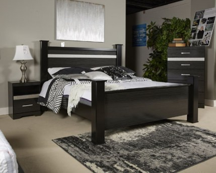 Ashley Starberry Queen/Full Panel Bed Available Online in Dallas Fort Worth Texas