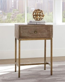 Coaster Battle Brown Accent Table Available Online in Dallas Fort Worth Texas