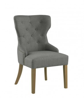 Coaster Cleburne Grey Dining Chair Available Online in Dallas Fort Worth Texas