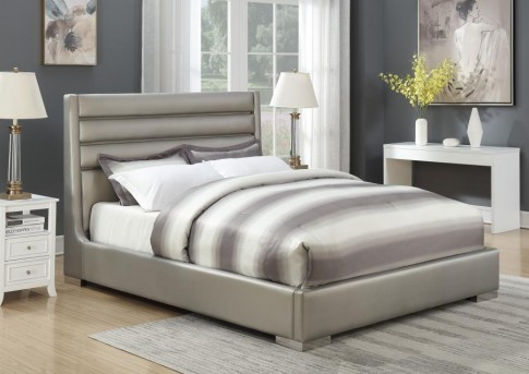 Coaster Hamonsu Queen Bed Available Online in Dallas Fort Worth Texas