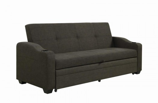 Coaster Batin Sofa Bed with Sleeper Available Online in Dallas Fort Worth Texas